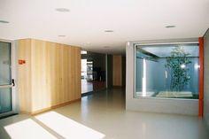 Relação interior | exterior nos espaços de circulação