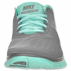 Nike Free Run 4.0 V2 Womens Teal