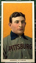 Honus Wagner T-206 sells for 1 million 200 thousand dollars
