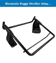 Mountain Buggy Stroller Adaptor for Peg Perego Primo Viaggio Infant Car Seats. Transform select Mountain Buggy strollers into complete travel systems with this handy infant car seat adaptor. Allows you to securely attach Peg Perego Primo Viaggio Infant Car Seats to the frame of the Urban Jungle, Terrain, or Plus One stroller.