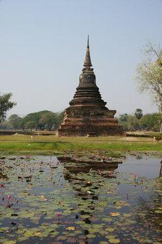 PARQUE HISTÓRICO DE SUKOTHAI, Tailandia