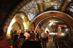 Find out how to get tickets for an upcoming tour of Old City Hall Station. Our next round of tickets go on sale to members in mid-April. Remember, you must be a Museum member to be eligible for tickets for Old City Hall station tours! Read more › West Village, New York City Location, City Hall Station, Visiting Nyc, Vacation Deals, Metro Station, City That Never Sleeps, Get Tickets, Old City
