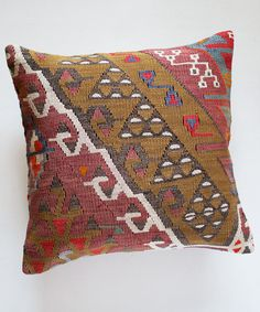 Arizona Kilim Pillow