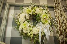 Kolekce | Jarní kolekce 2019 | Květiny Petr Matuška Brno - dekorace, floristika, řezané květiny, svatební kytice Floral Wreath, Wreaths, Home Decor, Floral Crown, Decoration Home, Door Wreaths, Room Decor, Deco Mesh Wreaths, Home Interior Design
