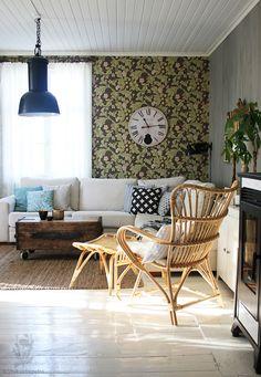 Livingroom @voikukkapelto voikukkapelto.blogspot.fi