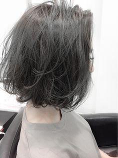 【assembly(本郷博史)】スモーキーアッシュ×レイヤーボブ/assembly アセンブリー をご紹介。2015年夏の最新ヘアスタイルを20万点以上掲載!ミディアム、ショート、ボブなど豊富な条件でヘアスタイル・髪型・アレンジをチェック。