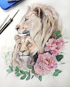 Rus Ressam Natalia Kadantseva'dan Seyir Zevki Yüksek 20+ Resim Sanatlı Bi Blog 26