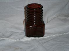 Vintage Ruby Red Bud Vase by vintagedecorating on Etsy