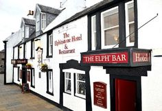 The Elphinstone hotel is located in Biggar and has an illustrious history, whcih stretches back over 400 years. The hotel has been a family owned business for over twenty years and features a warm and homely atmosphere, both for locals and visitors.   A member of visitlanarkshire.com