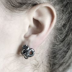 Snakes Earrings Macabre Gadgets official online boutique: STORE-MACABREGADGETS.COM