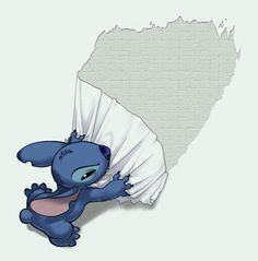 loved the lilo and stich commercials where he crashed classic disney scenes :)