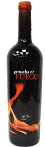 Garnacha de fuego. A cheap Spanish wine that I enjoy. Usually less than 10 dollars a bottle.