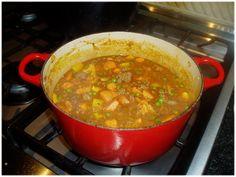 Peruvian Ground Beef Stew | Zest