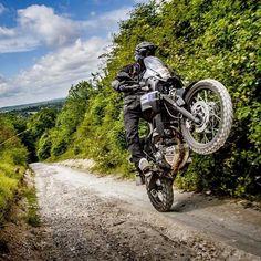 #Yamaha #Xtz600 #MaxiEnduro #TravelTheWorld #OffRoadSpirit #MotoLife #PicOfTheDay by worldadventureriders