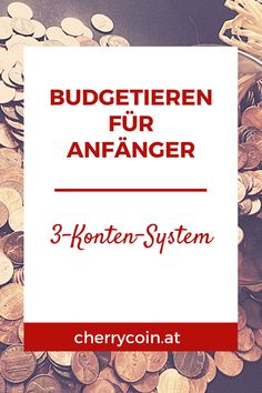 Kennst du das? Dukommst hinten und vorne nicht mit deinen Finanzen zusammen. Deine Verzweiflung steigt, und du willst deinen Kopf einfach in den Sand stecken. Stopp – kein Grund zur Panik! Dein bester Freund in diesem Moment ist ein Budget! Das 3-Konten-System ist perfekt für Einsteiger.Du hast 3 verschiedene und unabhängige Konten. Mit diesen verwaltest du deine Fixkosten, dein Sparen und deinen Spaß. #finanzen #budget #budgetieren #finanzenfüranfänger #persönlichefinanzen