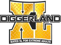 Drive, Ride, Soak & Slide at the only construction amusement park & water park in America. Diggerland is located in West Berlin, NJ. Usa Party, West Berlin, Admission Ticket, Construction Theme, Vacation Places, Vacations, Online Tickets, Ocean City, Amusement Park