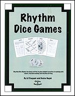 Rhythm Dice Games    Looks like a pretty good collection. The games are not super complicated but seem like they'd be fun.