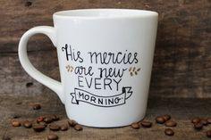 Ses miséricordes sont nouvelles chaque par MorningSunshineShop