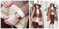 Бежево-коричневая классика: мода и стиль на все времена.