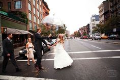 Cloudy with a high chance of romance outside The Bowery Hotel! Photo by Sue Kessler, Christian Oth Studio