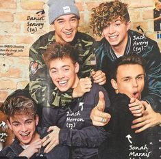 """Just answer me.Too perfect well actually their not perfect their just the closest thing to perfect nothings perfect but if i could name something thats almost perfect or perfect in my opinion it would be WHY DON""""T WE Jack Avery, Zach Herron, Corbyn Besson, Future Boyfriend, Future Husband, Why Dont We Imagines, My Bebe, Why Dont We Band, Backrounds"""