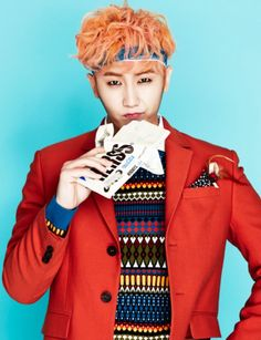 """Heo Young Saeng (""""Life"""" Comeback),"""