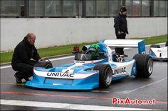 F2 March 742, Martin STRETTON, Historic-Formula-2, Spa-Classic 2013
