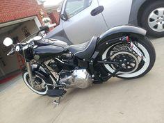 2013 Harley Soft tail Slim