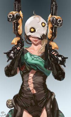 Steam Community :: :: A girl inside the Clem! Female Character Design, Character Design Inspiration, Character Concept, Character Art, Concept Art, Cyberpunk Kunst, Sci Fi Kunst, Warframe Art, Sci Fi Characters