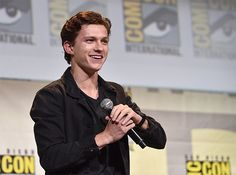 Comic-Con 2016: See Scenes From Marvel's Showcase | 'Spider-Man' star Tom Holland | EW.com