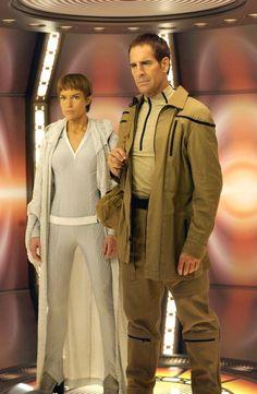 Jolene Blalock as T'Pol , Star Trek: Enterprise