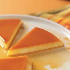 Giant Flan Recipe from Taste of Home -- shared by Nanette Hilton of Las Vegas, Nevada    http://pinterest.com/taste_of_home/