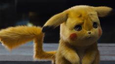 Some Pokemon just can't handle their coffee in a new sneak peek at the upcoming live-action adventure Detective Pikachu. Pikachu Pikachu, Pokemon Go, Pikachu Mignon, Pokemon Film, Pikachu Memes, Pokemon Movies, Cartoon Cartoon, Pikachu Adorable, Detective