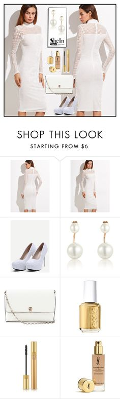 """""""SheIn XI/1"""" by s-o-polyvore ❤ liked on Polyvore featuring Valextra, Essie and Yves Saint Laurent"""