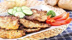 Placky z kysaného zelí Czech Recipes, Ethnic Recipes, Tandoori Chicken, Side Dishes, Recipies, Meat, Vegetables, Food, Czech Republic