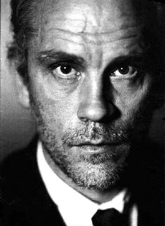 John Malkovich #portrait #photography probably the most intimidating person on earth for me, and I love his acting