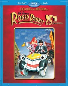 Who Framed Roger Rabbit: 25th Anniversary Edition (Two-Disc Blu-ray/DVD Combo in Blu-ray Packaging) Blu-ray ~ Bob Hoskins, http://www.amazon.com/dp/B00AO686MY/ref=cm_sw_r_pi_dp_K6Iqrb1VHEWQ4