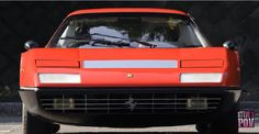 """Ferrari 365 GT4 BB """"Auction Time"""" RM Auctions 