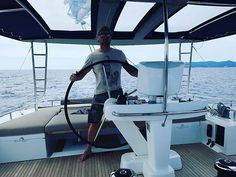 #katamaran  #captain  #croatia