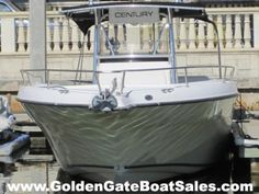 2004, 32' CENTURY 3200 Center Console     Twin Gas YAMAHA 225HP 4-Stroke Fuel Injected Outboards     Just Listed at Only $54,995        VESSEL WALK-THROUGH: THE LOYAL WINCH is a turn-key boat that's ready for you to get out on the water now for some serious fishing adventures! She's been open-check book maintained and the owner has all service records. The lower exhaust units on both engines were replaced in October 2014. Each and every year, this boat has been fully serviced to keep…