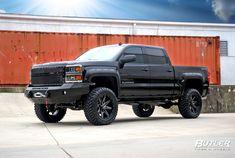 Lifted 2014 Chevy Silverado LTZ - dream truck