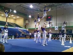 this is so siiiick: Universtiy of Kentucky 2013 Nationals Performance Big Blue Challenge Comp 1-12-13