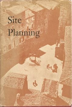 Site Planning 1ST Edition by Kevin Lynch$32.98, http://www.amazon.com/dp/B003BJNZ0Y/ref=cm_sw_r_pi_dp_cZxFrb18PC7NQ