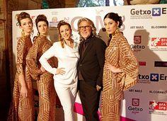Getxo Moda 2014: Angel Schlesser y Comercio de Getxo