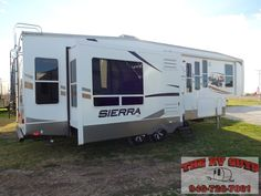 Budget Friendly Forest River Sierra 300RL 4X4FSEF28BT122742 - The RV Guy's - Valley View, Texas 76272