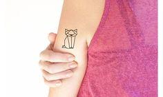 60 tatouages pour les amoureux des chats