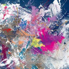 Grunge Color Explotion
