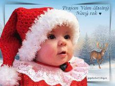Šťastný Nový rok 2019 Crochet Hats, Teddy Bear, Toys, Animals, Knitting Hats, Activity Toys, Animales, Animaux, Toy