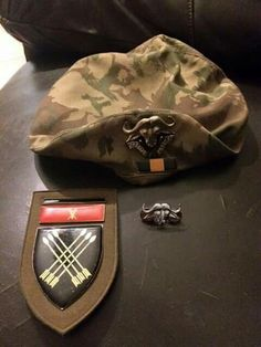 32 Battalion Military Beret, Army Day, Military Insignia, Defence Force, My Heritage, War Machine, Special Forces, Vietnam War, South Africa