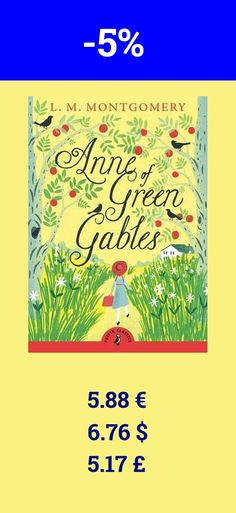Anne of Green Gables is the classic children s book by L M Montgomery, the inspiration for the Netflix Original series Anne with an E. Watch it now! Marilla and Matthew Cuthbert are in for a big surprise. They are waiting for an orphan boy to help with the work at Green Gables - but a skinny, red-haired girl turns up instead. Feisty and full of spirit, Anne Shirley charms her way into the Cuthberts affection with her vivid imagination and constant chatter. It s not long before Anne finds…